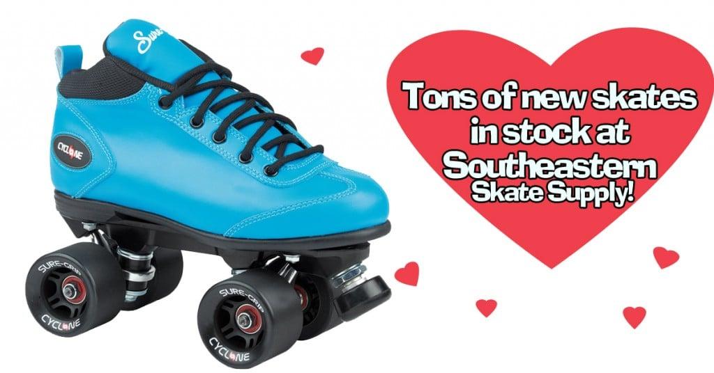 Valentine's Day Skates