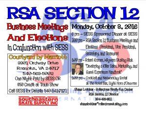 RSA Fall Postcard 2016