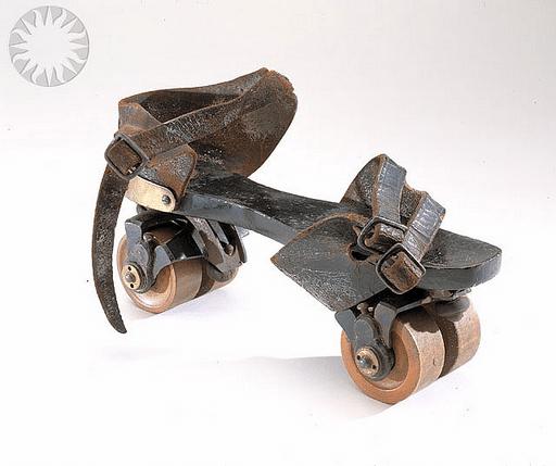 Old Roller Skate