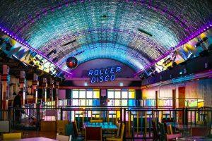 roller disco rink